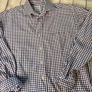 Brooks Brothers Button Up Shirt 15 1/2